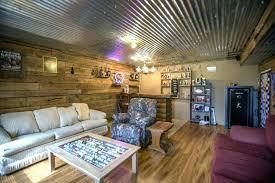 corrugated tin ceiling ashleysmoms com throughout decor 16