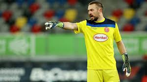 Fortuna promoveerde meteen terug naar de hoogste klasse. Fortuna Dusseldorf Nichts Als Arger Im Fortuna Tor 2 Bundesliga Bild De
