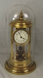 torsion clock. circa 1920 grand 400 day anniversary clock torsion i