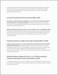 Accomplishment Based Resume Examples Ac Plishment Based Resume