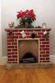 365 Days to Simplicity: Chestnuts roasting on an cardboard fire... Diy  Christmas FireplaceCardboard ...