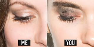 perfect eye makeup 5 ways to keep your eye makeup from getting effed up