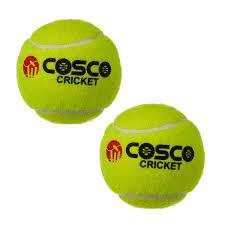 Cosco Light Weight Cricket Ball Cosco Light Weight Cricket Tennis Ball Set Of 2 Pc Amazon