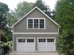 G423a Plans 30 X 9 Detached Garage With Bonus Room 26 36  LoversiqApartment Garages