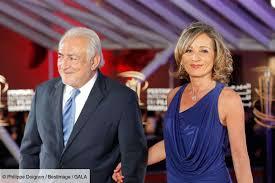 Face à françois busnel, le. Dominique Strauss Kahn Et Myriam L Aouffir Cette Ceremonie Pour Magnifier Leur Amour