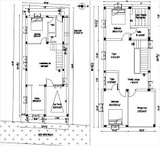 triplex house plans india inviting 20 40 duplex house plan readymade floor plans readymade house design