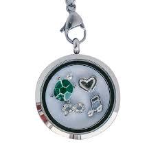 locket size photos floating memory locket necklace large size endless stories