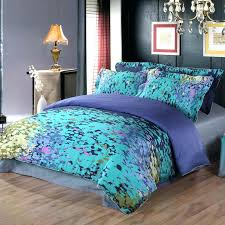 turquoise and purple bedding sets awesome violet purple turquoise lotus pool oriental inspired design full unique