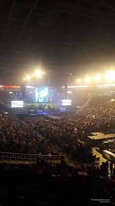 Sprint Center Section 103 Concert Seating Rateyourseats Com