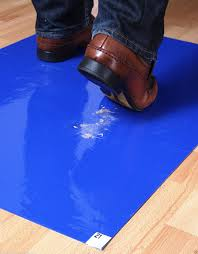 sticky tac mat adhesive floor carpet protection floor protector tacky guard