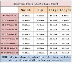 Asian Women S Size Chart Thrivqyaf Womens Vintage Fringe Denim Shorts Jeans Vary Styles