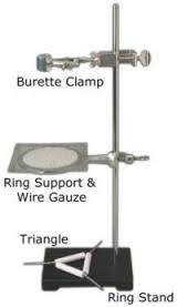 Ring Stand Accessories Science Lesson
