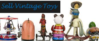 Where to sdell vintage toys