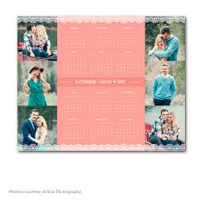 Forever Calendar Template Years Forever Calendar Template 2015 16 X 20