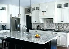 Tile Backsplash Ideas For White Cabinets Stunning Gray White Cabinets For Ice Modern Design Ideas Off Backsplash