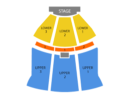 Caesars Atlantic City Seating Chart And Tickets