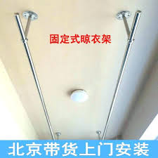 stainless steel closet rod 1