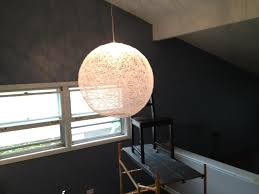 diy string globe chandelier tutorial keeps on ringing with regard to most recently released