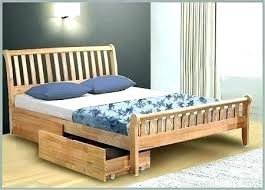 solid wood king size bed – lexuanthanh.info