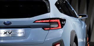 2018 subaru minivan. brilliant 2018 2016_subaru_xv_concept_live_07 on 2018 subaru minivan a