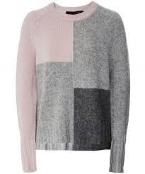 360 Cashmere Size Chart Cashmere Wool Wren Skull Back Jumper