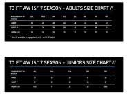 Rugby Shirt Size Chart Ellis Rugby
