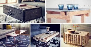Coffee Tables  Mesmerizing Cool Coffee Table Ideas Unique Tables Coffee Table Ideas Diy