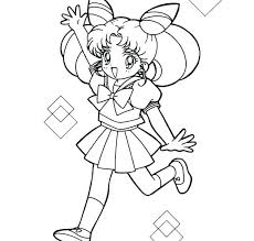 Sailor Moon Printable Coloring Pages Sailor Sailor Coloring Page