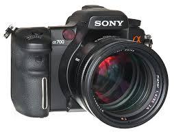 sony 85. mounted on sony a700. 85 z
