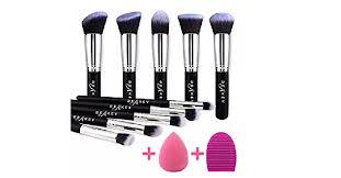 beakey makeup brush set premium synthetic is from 9 99 at amazon