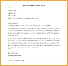 Letter Of Recommendation For Immigration Purposes Letter Of Recommendation For Immigration Purposes Samples