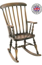 attractive interior and furniture decor miraculous 19thc original painted sage green windsor rocking chair for