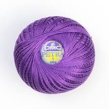 Dmc Petra No 5 Crochet Thread 53837 At Yarns Dubai