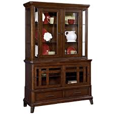 Broyhill Furniture Estes Park China Cabinet - Item Number: 4364-566+5