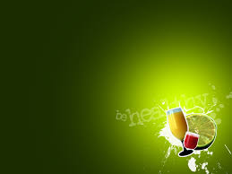 Medical Power Point Backgrounds Fruit Drinks And Health Free Ppt Backgrounds For Your