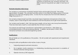 The Latest Trend In Machine Operator Resume Information