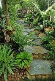 landscaping tropical garden design