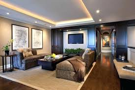 cove lighting design. Family Room Ceiling Lights Cove Lighting Design Ideas Contemporary With Wood Paneling Tray I