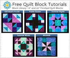 Download 5 Free Quilt Block Tutorials | Aiming for Accuracy ... & Download 5 Free Quilt Block Tutorials Adamdwight.com