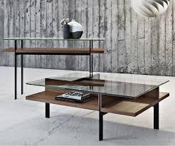 bdi 1150 terrace square coffee table