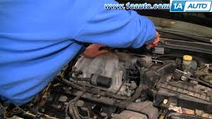 how to replace install change spark plugs 2000 03 nissan maxima 02 Nissan Altima Engine Wiring Harness how to replace install change spark plugs 2000 03 nissan maxima 3 5l youtube 2002 nissan altima engine wiring harness