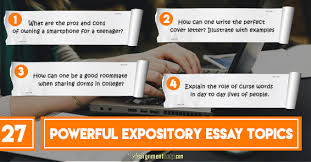 powerful expository essay topics