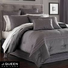 glamorous gray bedding sets for master bedroom by j queen
