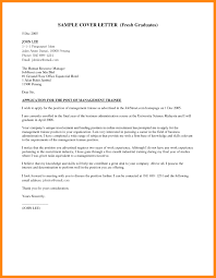 Application Letter For Business Administration Fresh Graduate