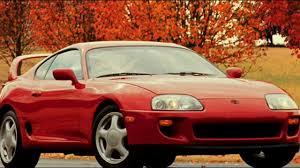 1996 Toyota Supra RWD 3.0 Twin Turbo 326 hp 160 mph 0-60 mph 5,1 s ...