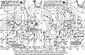 North Atlantic Weather Charts Mariners Weather Log Vol 47 No 2 December 2003