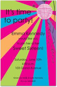 Dance Invitation Ideas Music Art Invitations Dance Party Invitations Birthday