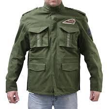 indian motorcycle mens military jacket