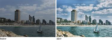 hdr photography before after. Simple Before BeforeAfter  Ronen Goldman Inside Hdr Photography Before After E