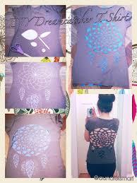 Dream Catcher Shirt Diy Simple DIY Dream Catcher Shirt Craft Crafty And Clothes
